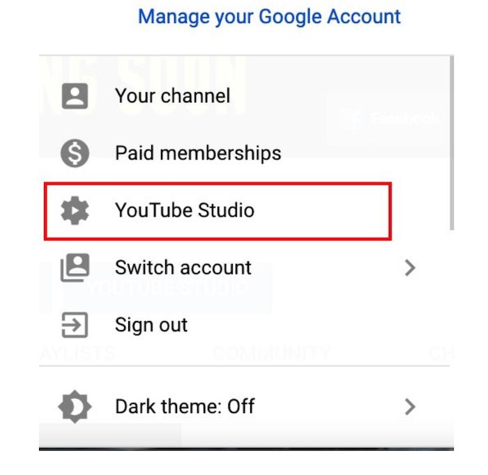 YouTube Audit KPI Metrics