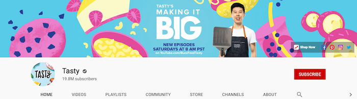 YouTube Audit Visual Marketing Brand Design