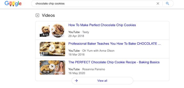 YouTube Audit Optimize Content For Keywords