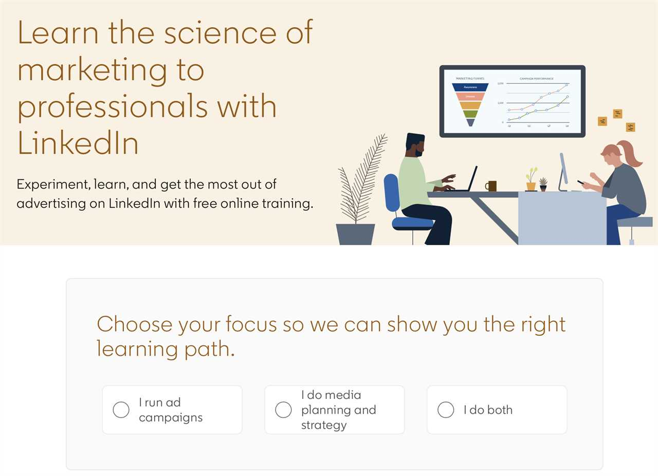 LinkedIn Launches 6 Free Advertising Courses
