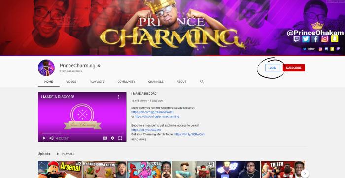 how to monetize youtube videos through membership