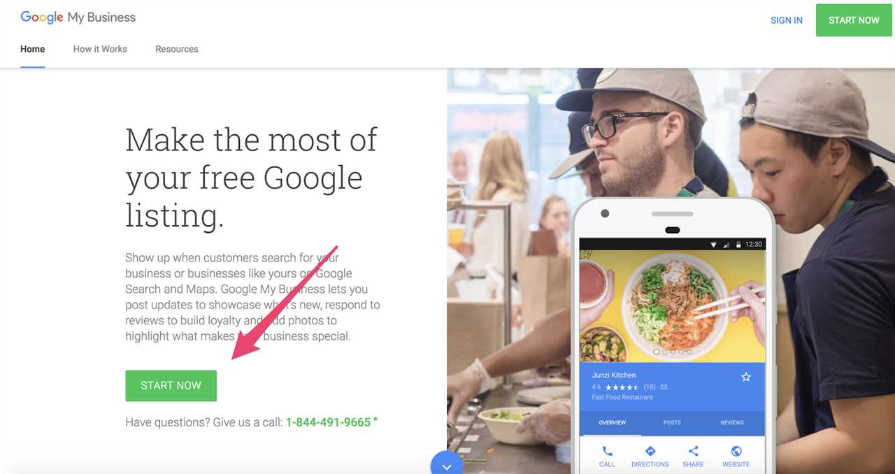 making the most of your free Google My Business account