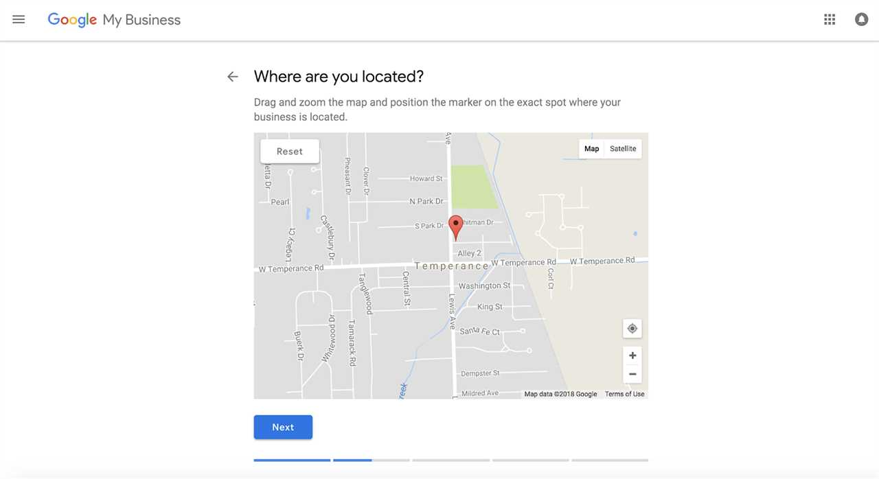 Using Google Maps to optimize your Google  My Business page.